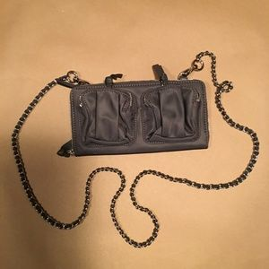 MZ Wallace Roxy Wallet with Crossbody Chain